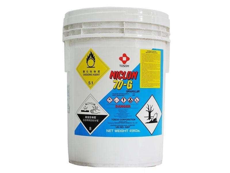 Chlorine Nhật Niclon - 70%