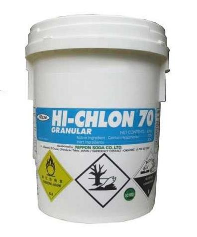 Chlorine Nhật Nippon - 70%