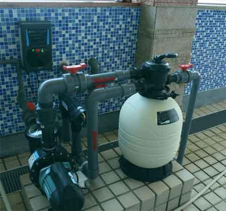 Tầm quan trọng của máy lọc nước hồ bơi.