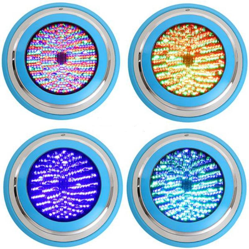 Đèn Led đổi màu PK6003: 12V-10W