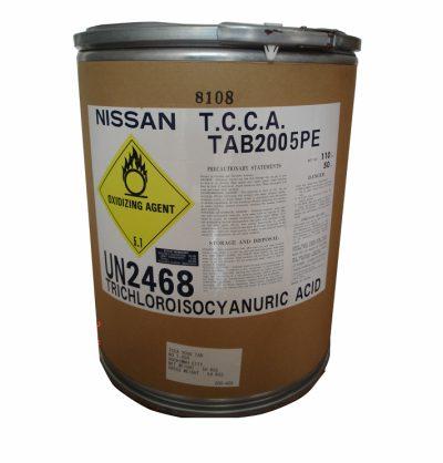 Chlorine TCCA 90% NISSAN