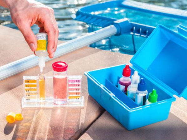 Tư vấn xử lý nước hồ bơi